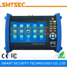 "IPC-6800SACT ONVIF 7"" Touch Screen SDI+AHD+CVI+TVI Camera Tester All In One 1920*1200 Multi Function CCTV Tester Pro(China)"