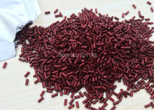 Red Flints Stone 2.2mm*5mm (200g) About 1540Pcs / PP Bag,Flints For Lighter,Camping Tools Lighter Accessories.Outdoor Tools.