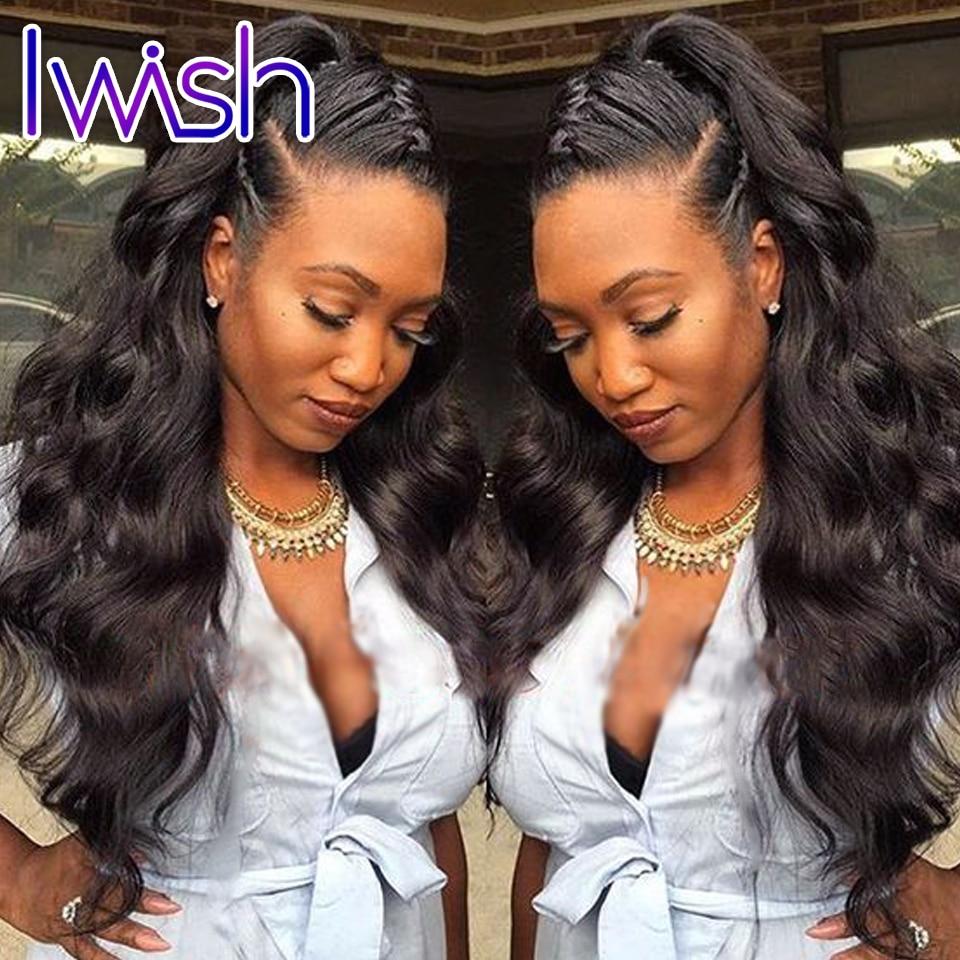 Iwish Body Wave 4 Bundles Malaysian Body Wave USPS Free Shipping Human Hair Body Wavy Malaysian Virgin Hair Natural Body Wave<br><br>Aliexpress