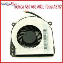 Free Shipping New AB0605HX-EB3 Laptop CPU Cooling Fan For TOSHIBA A80 A85 A80L Tecra A3 S2 Laptop CPU Cooling Fan