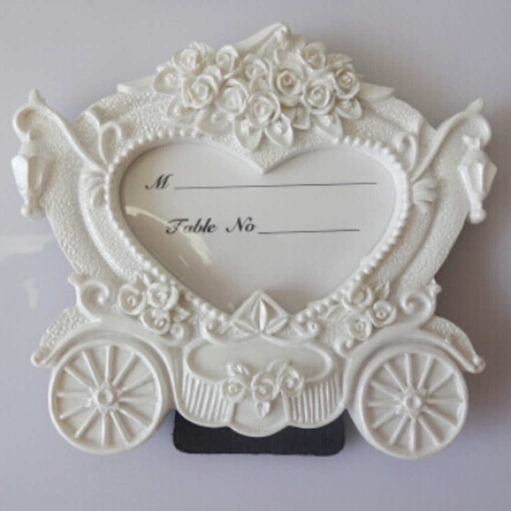 2018 Pumpkin Cart Photo Frame Wedding Baby Kids Picture Frame Name ...