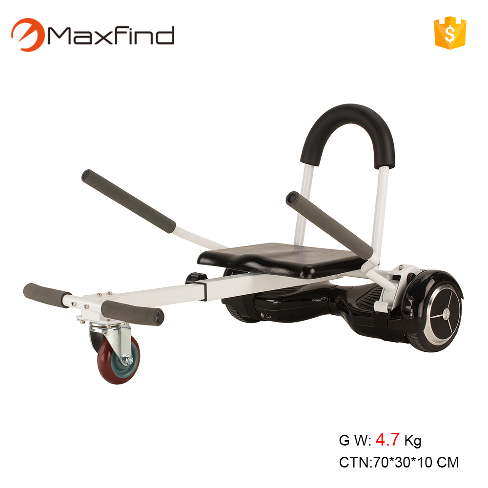 hoverkart hoverseat for self balancing scooter 6.5inch 8 inch 10 inch models  (4)