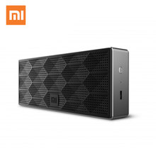 Xiaomi Mi Bluetooth Speaker Square Box Stereo Wireless Mini Portable Bluetooth Speakers Music MP3 Player Bluetooth 4.0 SALE