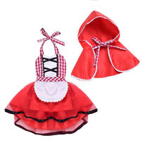 2Pcs Newborn Baby Girls Tulle Tutu Dress Lace Fancy Dress + Cape Cloak Outfits Clothes(China)