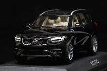 Diecast Car Model Norev All New Volvo XC90 1:43 (Black) + SMALL GIFT!!!!!!!!!!!