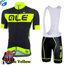 Buy New Style 2017 Team ALE Cycling Jerseys Breathable /Quick-Dry Ropa Ciclismo Short Sleeve Bike Clothing Racing Team Sportswear for $22.93 in AliExpress store