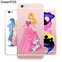Buy L352 Sleeping Beauty Soft TPU Silicone Case Cover Apple iPhone 8 X 7 6 6S Plus 5 5S SE 5C 4 4S for $1.31 in AliExpress store