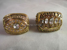Free shipping replica 1981 1994 San Fransico 49ers Superbowl Championship Fan Replica Rings Montana size 11(China)