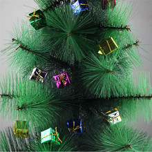 New 12PC Fashion Christmas Tree Ornaments Decorations Pendant Christmas Decoration Supplies Drop Shipping(China)