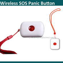 Wireless SOS emergency button, panic button for old people for emergency call