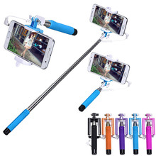 Malloom Extendable Handheld Self-Pole Tripod Monopod Stick For Smartphone For iPhone Samsung XIAOMI Huawei MEIZU VIVO OPPO