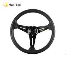 Car modified steering wheel racing / competitive steering wheel MOMO steering wheel universal 14 inch