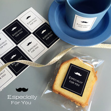 "120pcs/lot 2 colors ""Especially for you' seal sticker cup gift box sticker baking package cake box decoration"