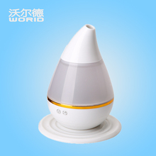 ITAS3302 Manufacturers wholesale colorful water drops Mini USB aromatherapy Humidifier car air purifier Mute humidifier