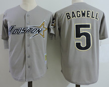 MLB Men's high quality Houston Astros Jeff Bagwell Jersey(China)