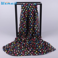 Womail Good Deal  New Hot Spring Summer Women Long Soft Wrap scarf Ladies Shawl Chiffon Scarf Scarves Gift 1PC