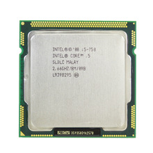 Original Intel Core i5 750 Processor 2.66GHz 8MB Cache LGA1156 Desktop I5-750 CPU