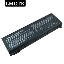LMDTK New 8cells Laptop battery For Toshiba Satellite L100 L10 L20 L30 L35  PA3506U-1BAS PA3506U-1BRS PABAS059 free shipping