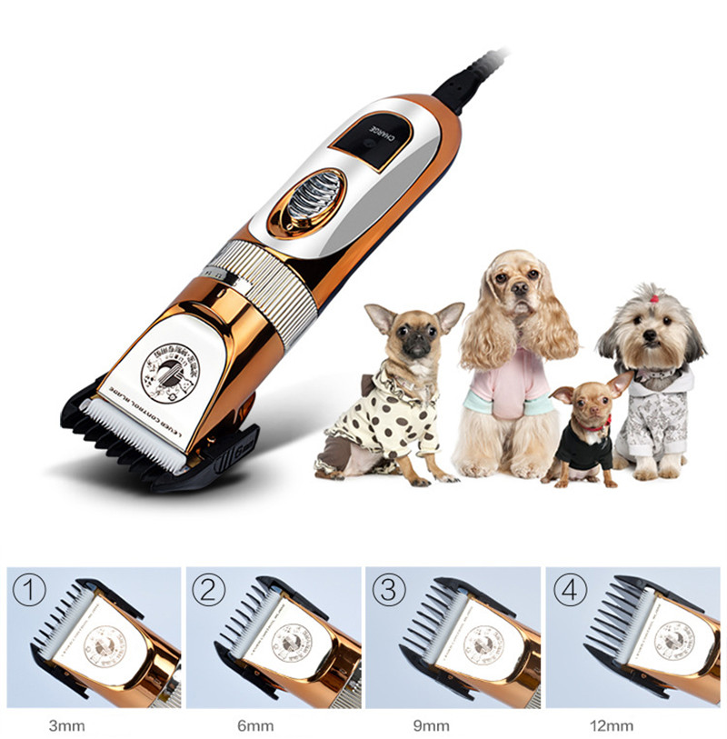 Pet Trimmer Scissors Dog13