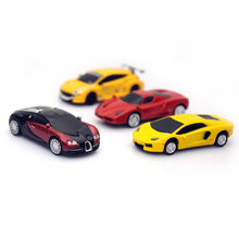 Wholesale Hot Selling Genuine 8GB 16GB 32G USB Flash Drive Pen Drive Stick Racing model, Car model Pen drive 32GB,Thumb/Car/Gift(China)