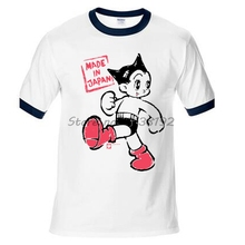 Astro Boy Target Mens brand t Shirt raglan cotton male top tees 2017 summer fashion gift for boy