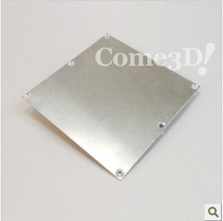 3 D printer accessory  Heating of aluminum plate For Thing-O-Matic 12x12x0.5cm  top quality free shipping<br><br>Aliexpress