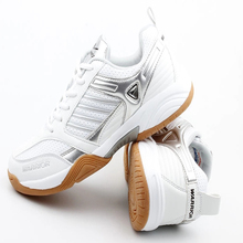 Badminton Shoes For Men Women Boy and girl Sports shoes Prevent slippery wear-resisting absorb sweat Genuine Factory Wholesale(China)