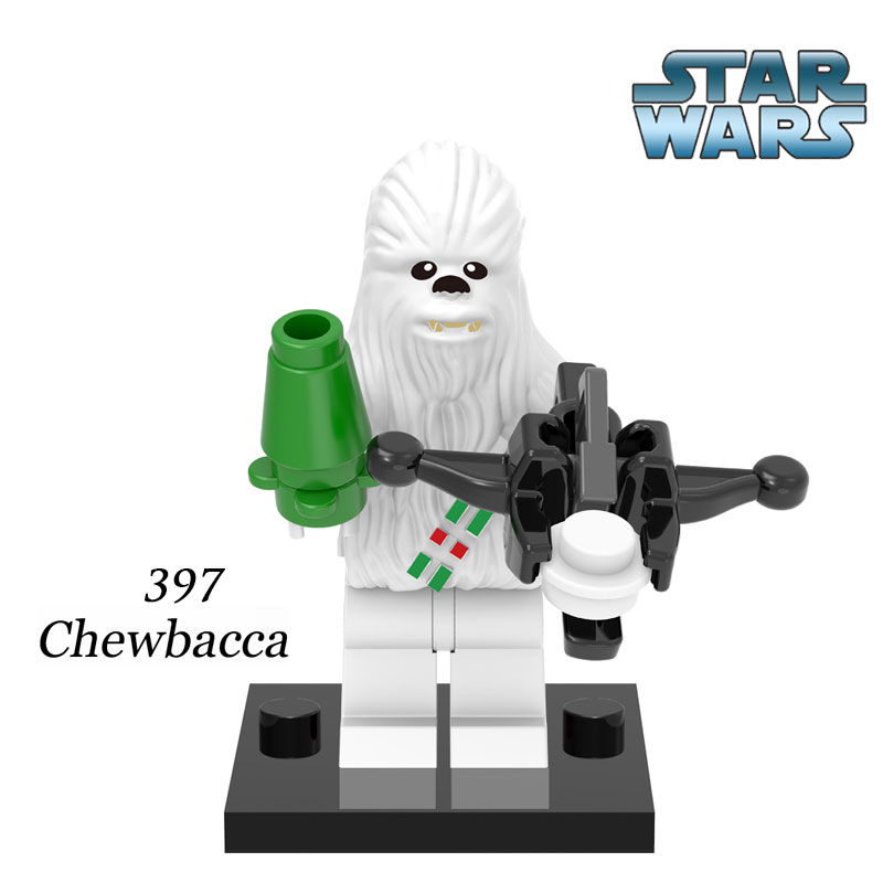 Building Blocks Chewbacca Zander Star Wars MinifiguresRogue One Darth Malgus Super Heroes Models Bricks Kids DIY Toys XINH 397<br><br>Aliexpress