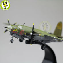 1/144 USA Martin B-26B Marauder 1943 World War II Airplane Diecast Model(China)