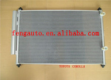 car air conditioning auto condenser for TOYOTA COROLLA(China)