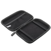 Hot Selling 5 inch Black Car GPS Hard Storage Case Cover For TomTom/Sat/Nav/GO 5100 5000 510 500(China)
