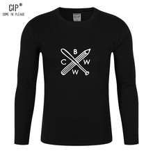 100%Cotton Baseball Bat&Pencil Fashion Boy's T-shirts Baby T shirts Popular Children T Shirt Spring Long Sleeve Korean Kids Wear