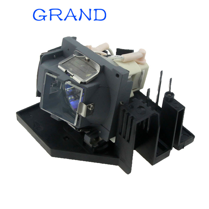 Replacement Projector Lamp RLC-026 with Housing for VIEWSONIC PJ508D PJ568D PJ588D PJL1000 Projectors HAPPY BATE<br>