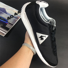 2017 Latest Version Le Coq Sportif Men's Running Shoes Sneakers High Quality Men's Sports Shoes Black/White Color 4