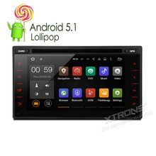 XTRONS 6.2 inch 2 din Android 5.1 Car DVD Player Radio Stereo GPS for Nissan LIVINA 2006 2007 2008 2009 2010 TIIDA QASHQAI SUNNY