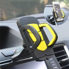 Mayitr Universal Portable Car CD Slot Mount Phone Holder Stand Cradle For iPhone 5 6 Plus Smart Phone 4 Colors(China)