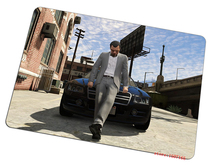 Grand Theft Auto mouse pad GRA pad to mouse notbook computer mousepad gaming padmouse gamer to laptop keyboard mouse mats(China)