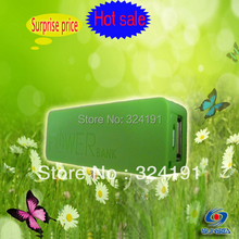 Cheapest 2600mAH portable power bank for i phone, Computer Cell phone, MP3, Camera, portable power charger(China)