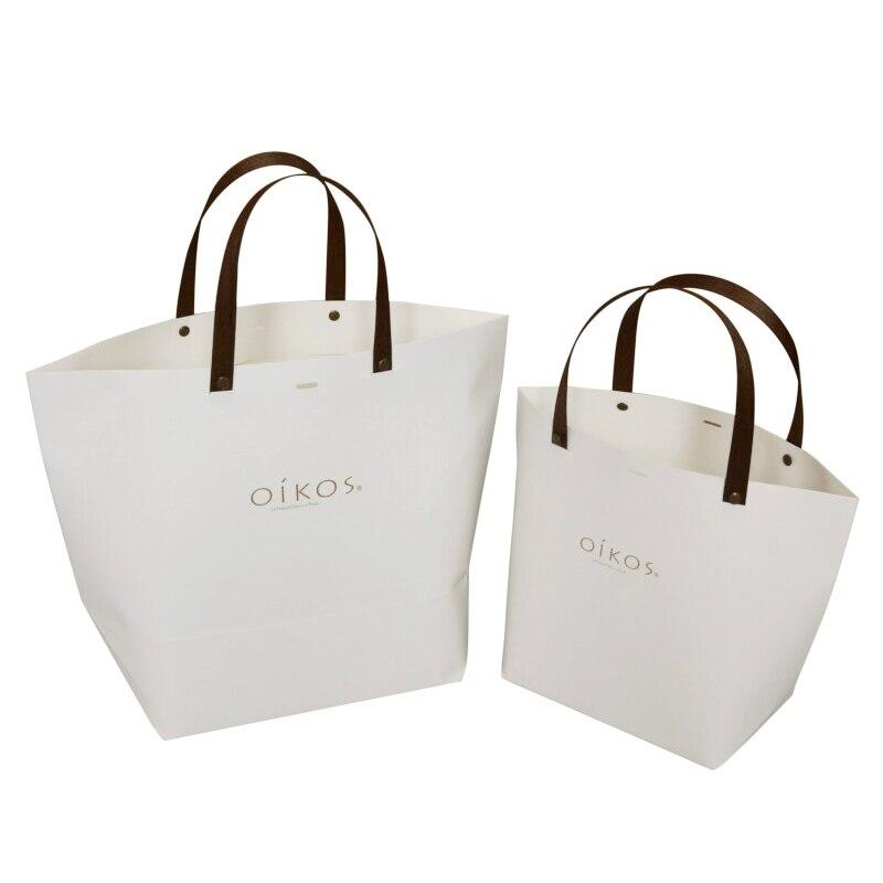 custom made Luxury art paper bag