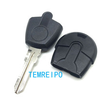 New style Replacement Car Key For Fiat transponder Key Shell Blank Key No Chip Fob(China)