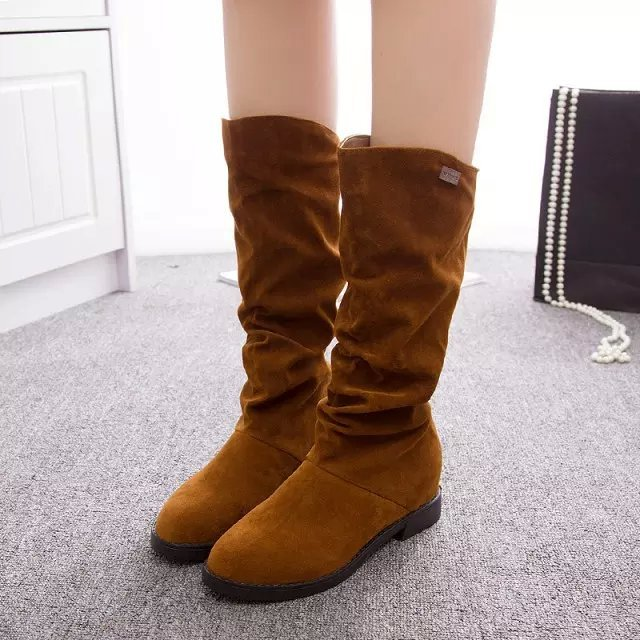 women knee boots vintage sexy spring fall shoes sexy cross bandage hidden wedges women knee boots for women<br><br>Aliexpress