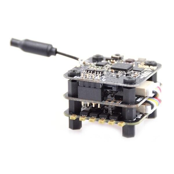FSD-20 F3V1.0 Mini Tower Racing F3 Flight Controller ESC 40CH VTX OSD 25mw/200mw Switchable for FPV DIY RC Racer Drone