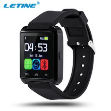 LETINE Original Bluetooth Smart Watch U8 Smartwatch Watch for IOS IPhone Sony Huawei Xiaomi Android Phones Better Than GTO8 DZO9(China)