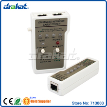 100% New! STP Cat5e Cat6 Network Tester RJ45