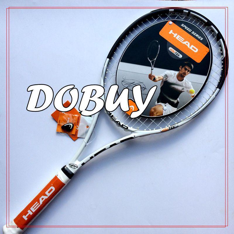 1pc(A quality) YouTek Speed Pro L5 Tennis Racket/Racquet Novak Djokovic(Nole) Tennis Racket/Racquet Grip: 4 1/4 or 4 3/8<br><br>Aliexpress