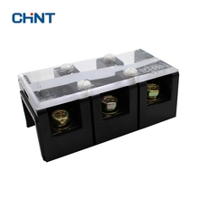 CHINT 3p connector electrical terminal connectors wire connection plate connector wire terminal connector current connector(China)