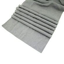 Gray Table Burlap Natural Runner Jute Imitated Linen Rustic Decor Wedding Hessian Tablecloth Party