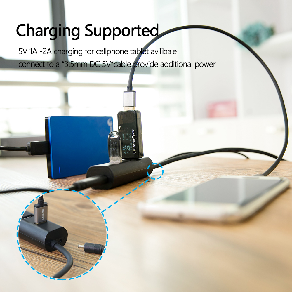 Digital Cables Logical Samzhe Cable Winder 5clips Usb Cable Organizer Desk Cable Holder For Mouse Headphone Earphone Charger Cable In Office At Home Always Buy Good Cable Winder