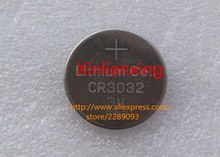 Free Shipping! CR3032 3032 3V Button Battery