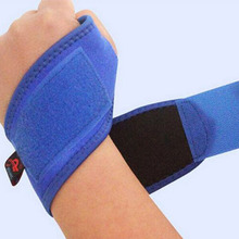1 Pair Gym Sports Protector Wrist Support Wristband Tennis Wrist Brace Straps Bandage Crossfit Arm Guard Gym Sports Gloves